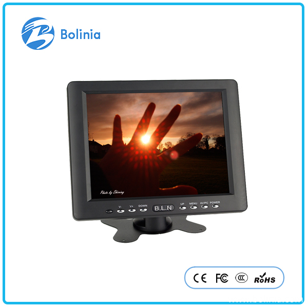 8 inch touch monitor