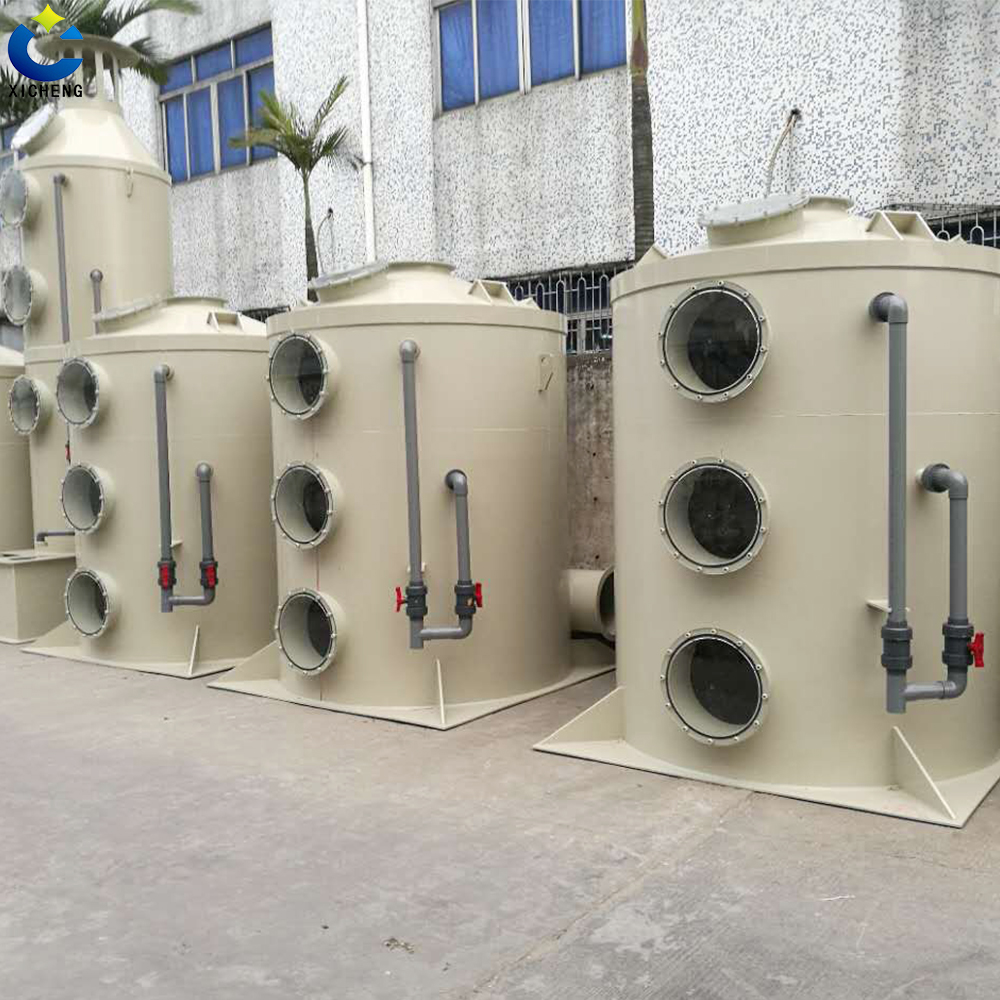 SO2 Air Purifer spray tower for industry