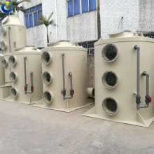 Professional factory selling for Supply Purification Tower, Industrial Purification Tower, Waste Gas Purification Tower from China Supplier New energy saving purification tower equipment supply to Equatorial Guinea Supplier