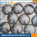 Tapas de tubo de acero de 2 pulgadas