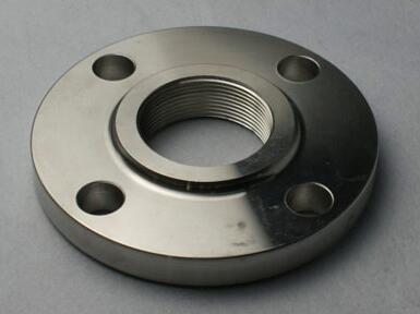 A182 F304 threaded flange