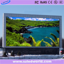 1r1g1b DIP246 P8 Outdoor LED Billboard for Energy Saving
