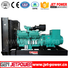 Open Type Cummins Diesel Generator with Ce ISO