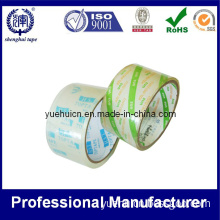 BOPP Acrylic Crystal Transparent Adhesive Tape for Industrial Use
