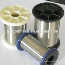 Fournisseur de fil en acier inoxydable pour treillis soudé