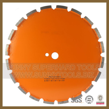 Tuck Point Blade for Blind Tracks Brick Cutting