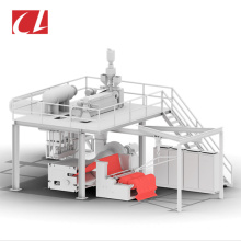 CL-M Meltblown Non Woven Fabric Making Machine for Oil Absorption Nonwovens