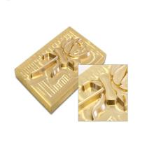CNC Machining  Brass Part Custom Milling Parts