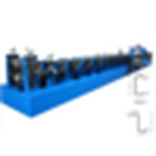 Máquina de formação de rolo de espessura metálica usada em tipo C / Z