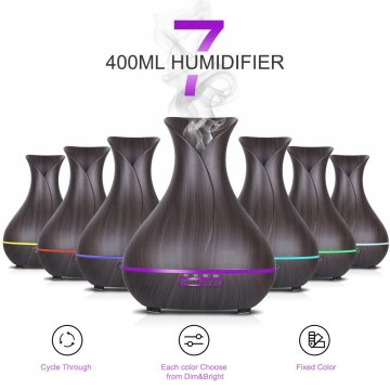 400ml Sola Flower Diffuser Color Change Smart Light