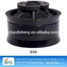 Putzmeister/Schwing DN200/DN230 concrete pump rubber piston
