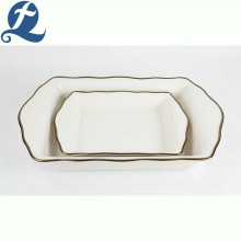 Hot selling low price phnom penh decoration rectangle bakeware