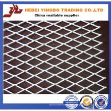 Malla de metal expandido decorativo / malla de puerta / malla de alambre expandido de hierro