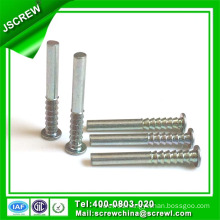 Flat Head Steel Material Umbrella Thread Rivet