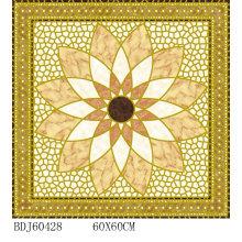Lindas telhas de tapete dourado com 1200X1800mm (BDJ60428)