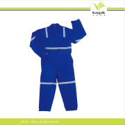 Flame Protective, Oil Resistant, High Visible Work Clothes (U-23)