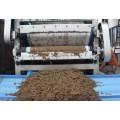 Prensa de filtro de banda de gran capacidad para deshidratación de lodos