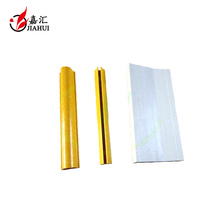 Fabricante de pultrusión de FRP, precio confiable de tubería de GRP