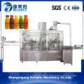 China Zuverlässige automatische Pulp Saft Füllen Abfüllmaschine