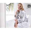Best Quality Terry Cloth Cut Velvet Style Custom Color 100% Cotton Bathrobe