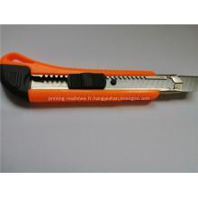 Couteau utilitaire coupe-papier couteau de coupe d'école de bureau