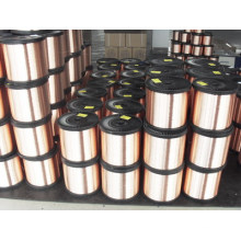 Copper Clad Aluminum Wire (0.1-0.14mm)