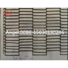 Stainless Steel 304 Flat Flex Wire Mesh Conveyor Belt