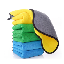 Wholesale Microfiber Thick Towels for Car