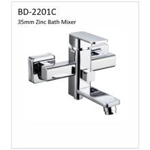 Bd2201c 35mm Zinc solo grifo del baño de la palanca
