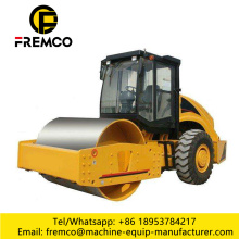 Mechanical Type Road Roller For Road