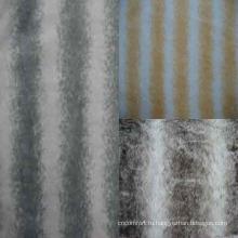 Искусственный мех сделаны из 100% полиэстер