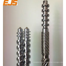 100mm PVC PP Bimetall single Extruder Schraube Fass
