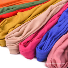 Innere Mongolei Hersteller verkaufen Saison mercerisierte Wolle Schal Wolle Twill plain Dame SWW707 warmen Schal