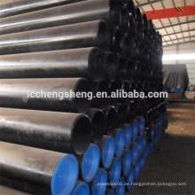 Warmgewalztes ASTM A153 / A210 mildes Carbon nahtloses Stahlrohr ms Rohr 5 ~ 12 Meter Rohr