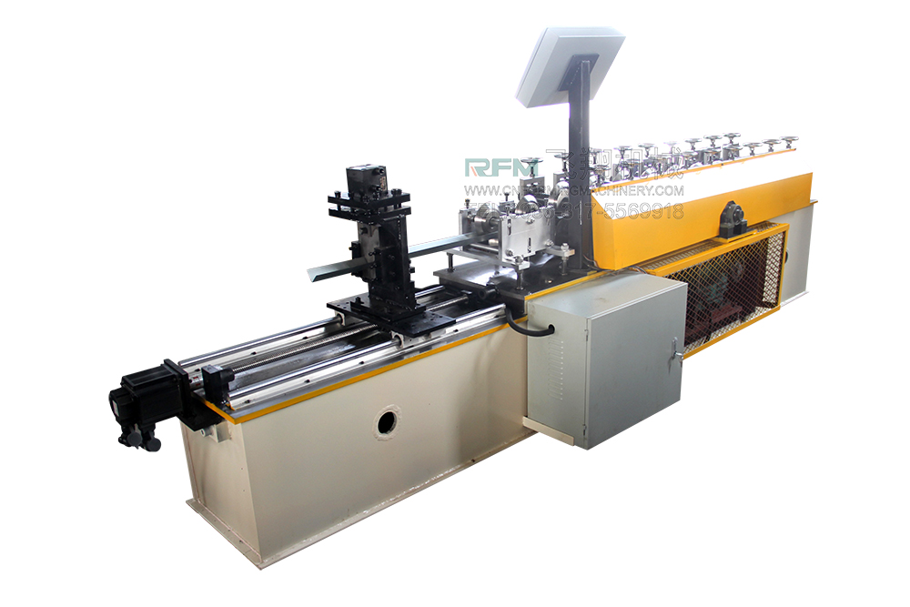 Metal Angle Roofing Forming Line