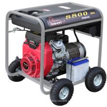 Generador de potencia industrial de 8500 vatios