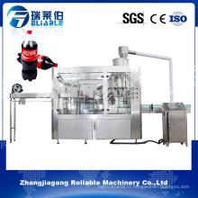 Nouvelle machine de remplissage automatique de boissons gazeuses sans alcool
