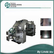 Máquina de impresión flexográfica de lámina (CH884-800L)