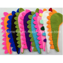 Lovely Dragon Hand Knit Crochet Baby Hat Newborn Photo Props
