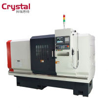 Diamond Cutting Alloy Wheels Repair CNC Lathe Machine AWR32H