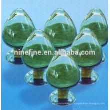 micropoudre de carbure de silicium verte