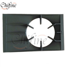 Assembled Kitchen Equipment Cast Iron Gas Grate with 3 Burner