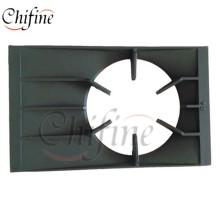 Собран кухонный инвентарь Чугун газовая решетка с 3 конфорками
