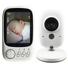 Full Color Display 3.2 Inch Video Baby Monitor
