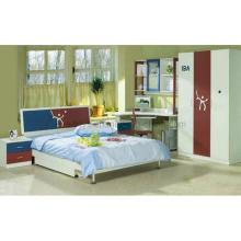 Ensemble de meubles d'enfants, ensemble de meubles de chambre à coucher (WJ27369)