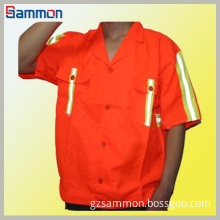 Sm5023 Reflective Cleaner Safety Shirt