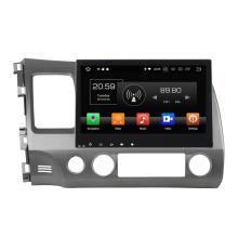 écran lcd de voiture avec lecteur dvd pour CIVIC