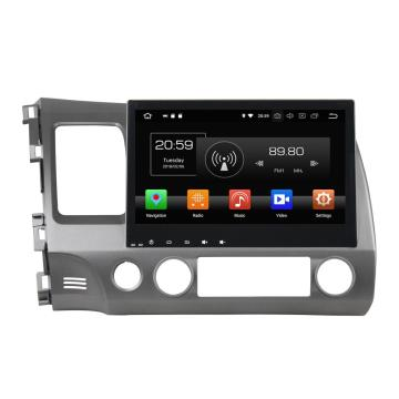 CIVIC 2006-2011을위한 Android Headunit
