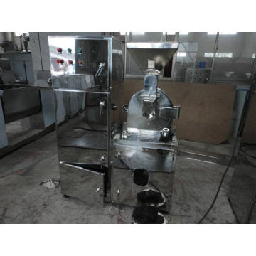 Vente chaude en acier inoxydable séché poudre de légumes faisant la machine