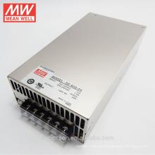 Fuente de alimentación de MW 600W 24V 25A UL / cUL SE-600-24
